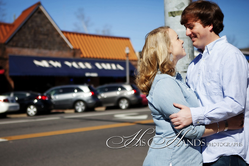 Hoover Alabama Engagement Photographer_His Hands Photographs_01