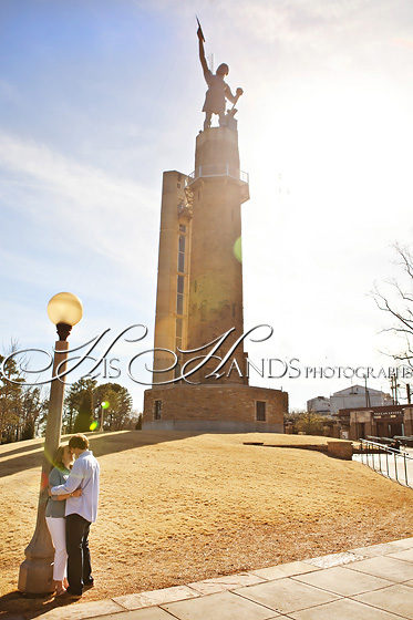 Hoover Alabama Engagement Photographer_His Hands Photographs_09