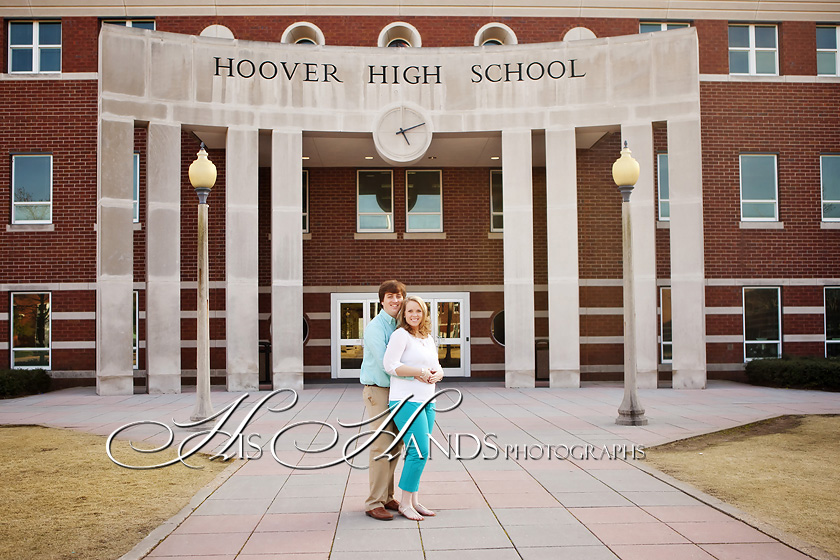 Hoover Alabama Engagement Photographer_His Hands Photographs_16